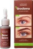 BrowXenna Хна для бровей, цвет № 108 древесный винный (флакон)