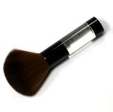 Irisk Кисть макияжная с удлиненной ручкой нат. шелк Clear