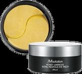 JMsolution Honey Luminous Royal Propolis Eye Patch Гидрогелевые патчи с прополисом 60 шт.