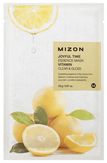 Mizon  Joyful Time Essence Mask Vitamin C Тканевая маска для лица с витамином С 25 мл