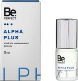 BePerfect Клей для наращивания ресниц Alpha Plus 3 мл.