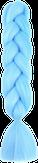 HIVISION Канекалон для афрокосичек голубой А31