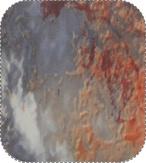 """Irisk Декор """"Сатин"""" переводной № 02 ZC-2307 (4,5 см. х 60 см.)"""