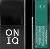 ONIQ Гель-лак для ногтей PANTONE 049, цвет Lush meadow OGP-049