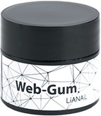 Lianail Гель-паутинка Web-Gum Белая WSSO-015