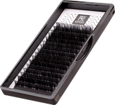 Barbara Ресницы черные Изгиб С, диаметр 0.12, длина 15 мм.