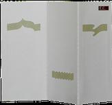 El Corazon Трафареты для французского маникюра и дизайна №3 120 шт.