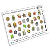 BPW Style Слайдер-дизайн Осенний микс 6