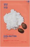 Holika Holika Pure Essence Mask Sheet Shea Butter Тканевая маска питающая с экстрактом маслом ши