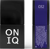 ONIQ Гель-лак для ногтей PANTONE 032, цвет Spectrum blue