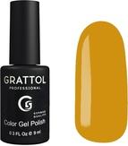 Grattol Гель-лак №179 Yellow Sand
