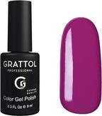 Grattol Гель-лак №008 Purple