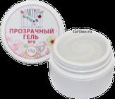 Tartiso УФ Гель № 9 прозрачный 15 гр.
