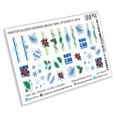 BPW Style Слайдер-дизайн Зимний микс 3