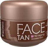 Soleo Face Tan Крем ускоритель для солярия для лица и шеи с омолаживающей формулой 5 мл.