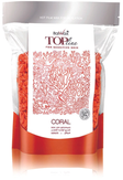 Italwax Top Formula Coral Воск пленочный в гранулах Коралл 750гр