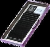 Barbara Ресницы черные Exclusive, изгиб C, диаметр 0.03, длина 8 мм.