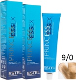 Estel Professional Princess Essex Крем-краска 9/0