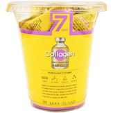 May Island 7 Days Collagen Ampoule Ампульная сыворотка с коллагеном 3 мл.