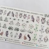 BPW Style Слайдер-дизайн Микс с совами, sd5-1404