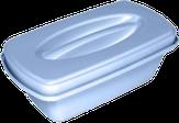 Контейнер для дезинфекции инструментов 1 л.