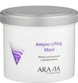 Aravia Маска альгинатная с аргирелином Amyno-Lifting 550 мл.