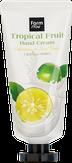 """FarmStay Крем для рук """"Тропические фрукты"""" с экстрактом каламанси и маслом ши 50 мл."""