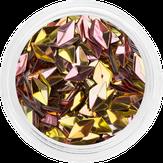 Irisk Декор Оригами-ромбики в баночке № 04