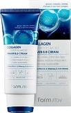 Farmstay Collagen Water Full Moist Premium BB Cream Крем BB с коллагеном увлажняющий 50 мл.