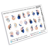 BPW Style Слайдер-дизайн Абстрактный с птицами, sd5-2000