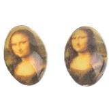 Irisk Декоративные элементы для декупажа броши, цвет Джоконда