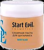 "Start Epil Сахарная паста для депиляции ""Мягкая"", 400 гр. 2022"