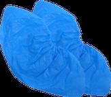 White Line Бахилы п/э голубые 0,030 50 пар