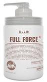 Ollin FULL FORCE Интенсивная восстанавливающая маска с маслом кокоса, 650 мл.
