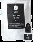 Novel Клей для наращивания ресниц Jet Power кольцо
