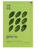 Holika Holika Pure Essence Mask Sheet Green Tea Тканевая маска противовоспалительная с экстрактом зеленого чая