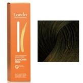 Londa Ammonia Free Интенсивное тонирование 5/0 светлый шатен 60 мл.