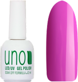 UNO Гель-лак 218 Цветущая фуксия - Booming Fuchsia, 12 мл.