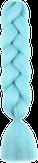 HIVISION Канекалон для афрокосичек нежно-голубой А32