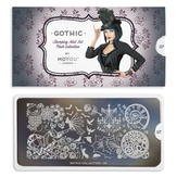 MoYou London пластина для стемпинга Gothic 07