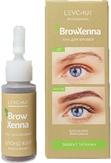 BrowXenna Хна для бровей, цвет насыщенный жемчужный блонд, 10 гр.
