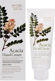 3W Clinic Moisturizing Acacia Hand Cream Увлажняющий крем с экстрактом акации