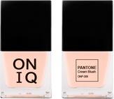 ONIQ Лак для ногтей с эффектом геля PANTONE Cream Blush ONP-308