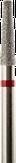 Владмива Фреза алмазная конус, D2,3 мм. красная, мягкая зернистость 806.173.514.023
