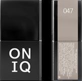 ONIQ Гель-лак для ногтей PANTONE 047, цвет Warm taupe OGP-047