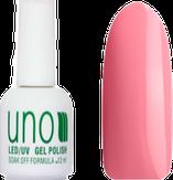 UNO Гель-лак 077 Розовый грейпфрут - Pink Grapefruit, 12 мл.