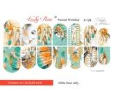 Lucky Rose Слайдер-дизайн F-125