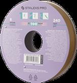Сталекс Запасной блок файл-ленты для пластиковой катушки 240 грит (8 м)