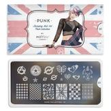 MoYou London Пластина для стемпинга Punk 01