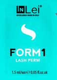 InLei Перманентный состав для ресниц «Form 1» саше 1,5 мл.